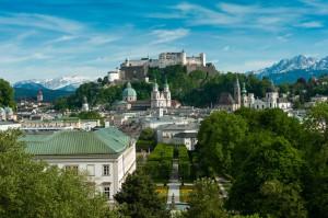 Stadtansicht Salzburg (© Tourismus Salzburg)