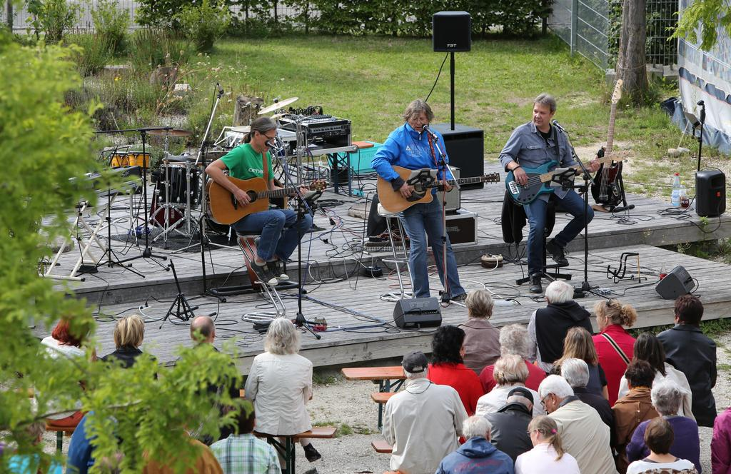 Hansi-Linde-Band (Foto: K.Linkert)